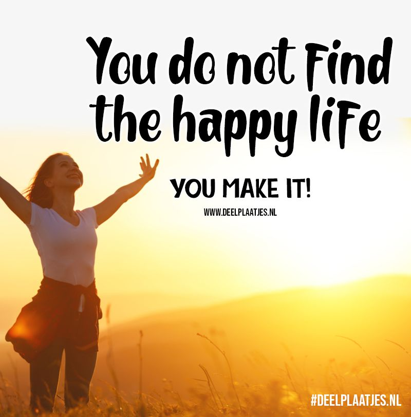 not find happy life