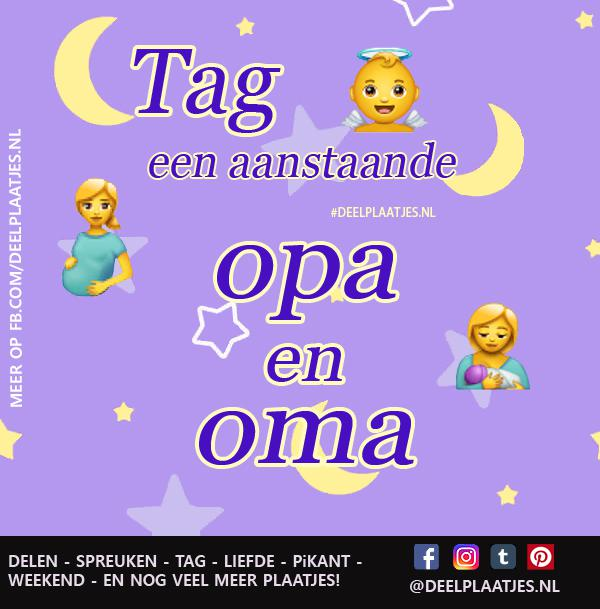 New Oma en opa - Tag &RQ98