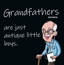 antique little boys