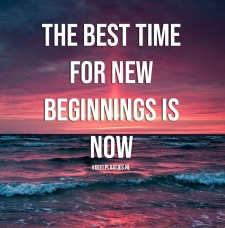 best time for beginnings