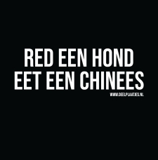 red hond eet chinees