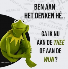 thee of wijn