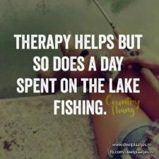therapy helps but