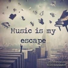 music my escape
