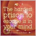 the hardest prison to escape
