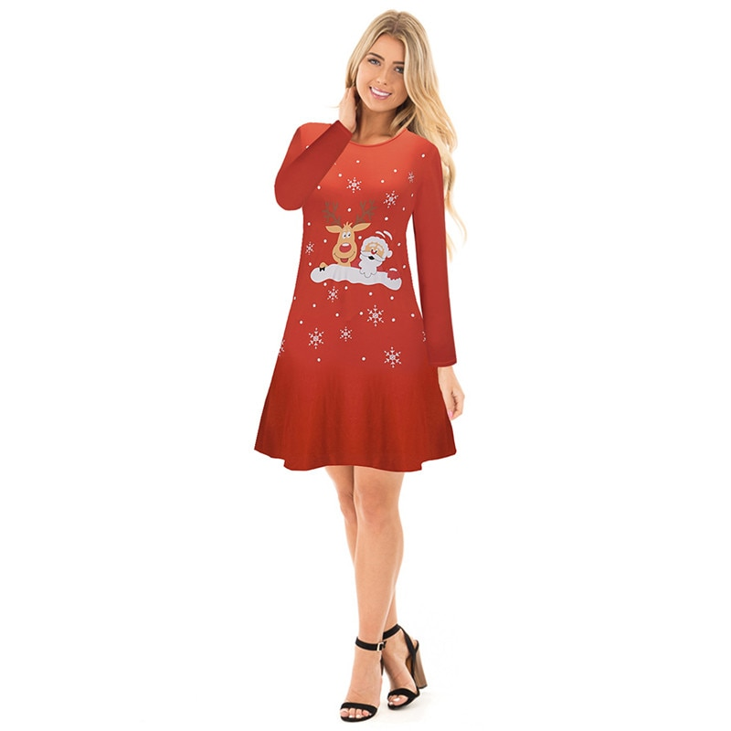 kerst jurk kopen